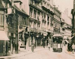 Inconnu 100 - Besancon - La Grande-Rue (Détail) - Besançon