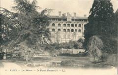 Château de Blois-carte postale-a2 - Blois