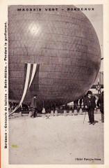 Bordeaux - concours de ballons - Bordeaux