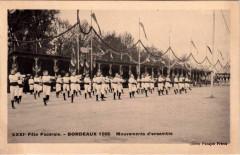 Bordeaux - Fête Féderale (1905) 1 - Bordeaux
