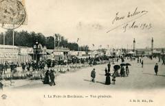 Bordeaux - La Foire de Bordeaux (1903) 33 Bordeaux