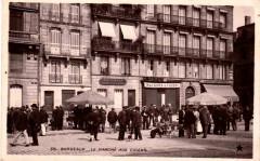 Bordeaux - marché aux chiens 33 Bordeaux