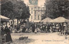Bordeaux - marché aux fruits 33 Bordeaux
