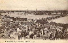 Bordeaux - vue générale 1 33 Bordeaux