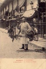 Bordeaux Pittoresque - Le porteur de viande 33 Bordeaux