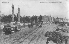 Bordeaux tram 1905 33 Bordeaux