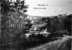 BourdonS Cp 1GM 30872 - Bourdons-sur-Rognon