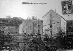 BourDonS le moulin 30882 - Bourdons-sur-Rognon