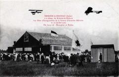 Brienne-le-Château 1913 station militaire aviation - Brienne-le-Château