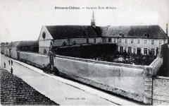 Brienne-le-Château l'école militaire - Brienne-le-Château