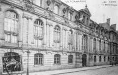 La Bibliothèque - Caen