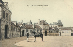 Ecole de dressage - Caen