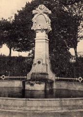 Caen fontaine mutualité - Caen