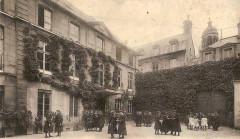 Caen hotelbanville cour cpa - Caen