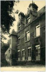 Caen hoteldethan facadearriere cpa - Caen
