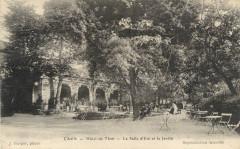 Caen hoteldethan jardin 1 - Caen