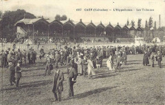 L'Hippodrome - Les Tribunes - Caen