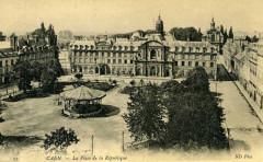 Place de la République - Caen