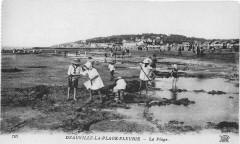 Deauville-la-Plage-Fleurie - La Plage - Deauville