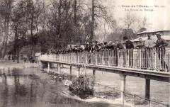 Crue 1907 barrage - Caen