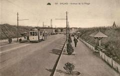 Cap 137 - Calais - Avenue de la Plage - Calais