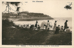 Cancale-Fr-35-carte postale-08 35 Cancale