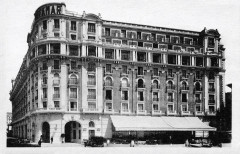 Hôtel Miramar à Cannes dans les années 1930 (A) - Cannes