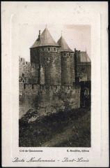 Porte Narbonnaise - Pont-Levis Cité de Carcassonne - Carcassonne