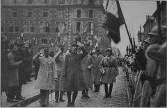 24 oct 1926 Gouraud inaugure le monument - Châlons-en-Champagne