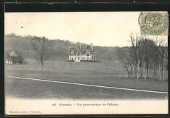 Château de Chambly ancienne carte postale 01 60 Chambly