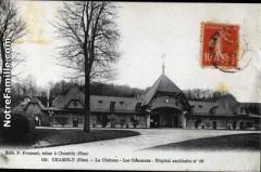 Château de Chambly ancienne carte postale 02 60 Chambly