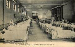 Château de Chambly ancienne carte postale 04 60 Chambly