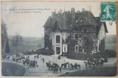 Château de Chambly ancienne carte postale 06 60 Chambly