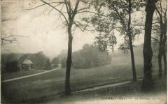 Château de Chambly ancienne carte postale 11 60 Chambly