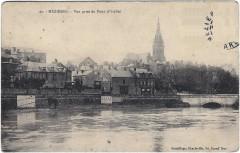 20. – Mézières –– Vue prise du Pont d'Arches - Charleville-Mézières