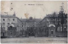 25 — Mézières – La Préfecture (1) - Charleville-Mézières