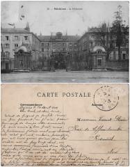 25 — Mézières – La Préfecture (2) - Charleville-Mézières