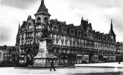 Bâtiment communal restaurant - Charleville-Mézières