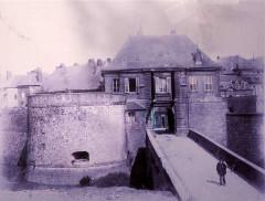 Carte porte citadelle - Charleville-Mézières