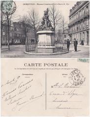 Charleville — Monument Commémoratif de la Guerre de 1870. (2) - Charleville-Mézières