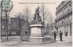 Charleville — Monument Commémoratif de la Guerre de 1870 - Charleville-Mézières
