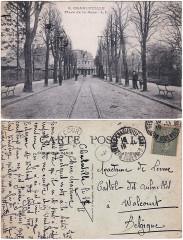 Charleville — Place de la Gare - Charleville-Mézières