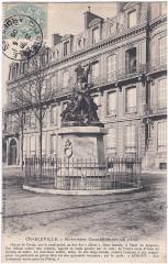 CHARLEVILLE. — Monument Commémoratif de 1870 - Charleville-Mézières