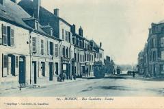 Gaspillage 10 - Mohon - Rue Gambetta - Centre - Charleville-Mézières