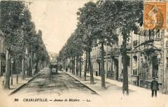 Ll 20 - Charleville - Avenue de Mézières - Charleville-Mézières
