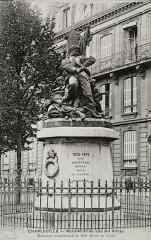 Monument 1870 Charleville - Charleville-Mézières
