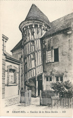Chartres-Fr-28-carte postale-06 - Chartres