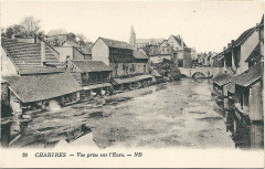 Chartres-Fr-28-carte postale-07 - Chartres