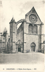 Chartres-Fr-28-carte postale-08 - Chartres