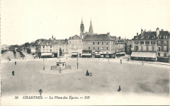 Chartres-Fr-28-carte postale-14 - Chartres